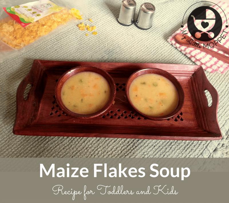 maize flakes soup