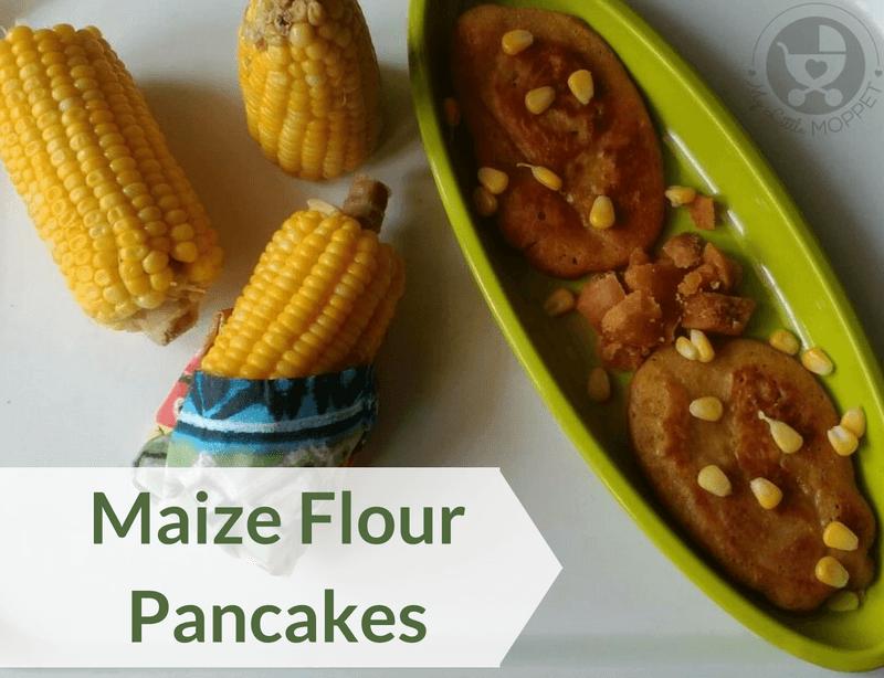 maize flour pancakes
