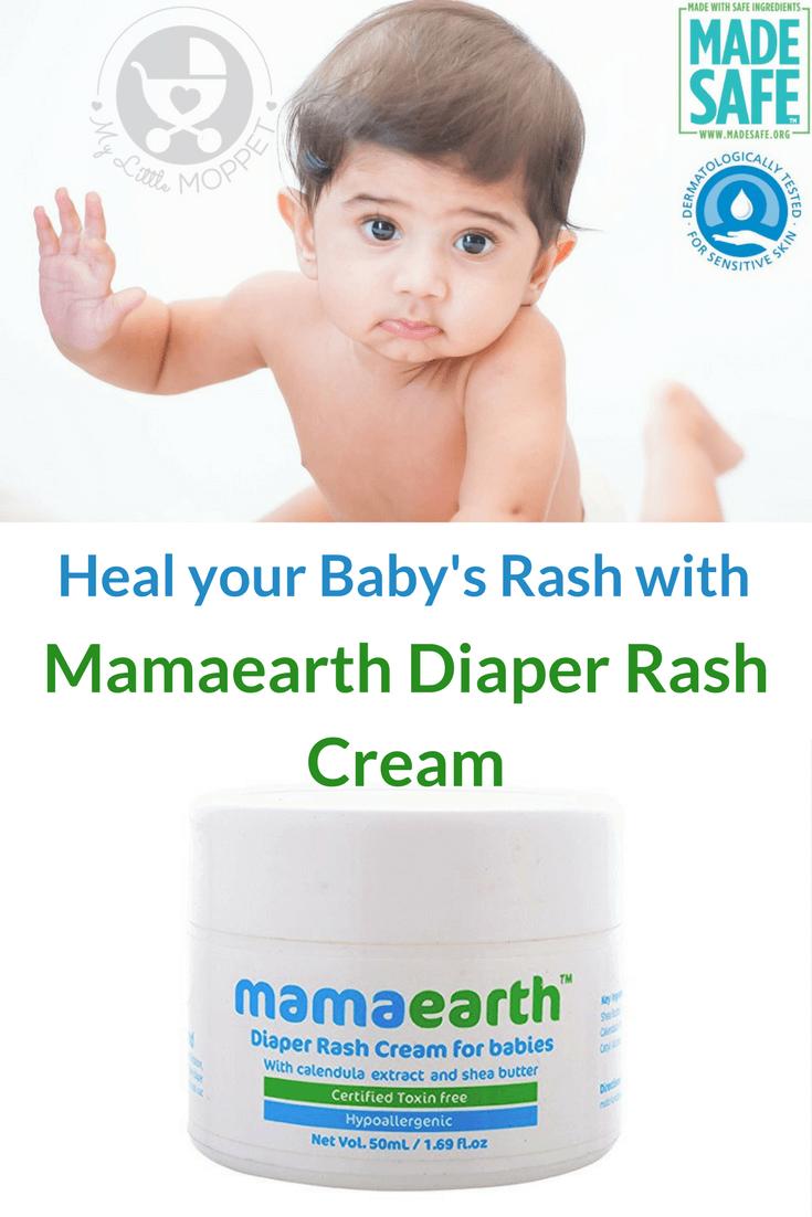 mamaearth diaper rash cream