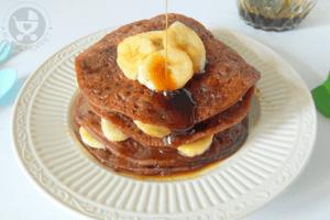 Ragi Banana Pancakes for Toddlers