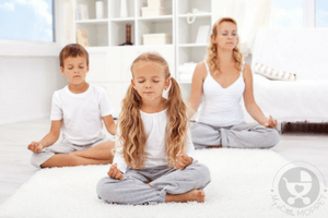 When you encourage your children to do yoga, the benefits may surprise you! Here's a look at how Yoga helps kids eat healthier.