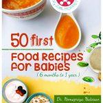 amazon 50 first food recipe ebook