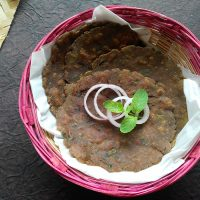 Multi Millet Paneer Paratha