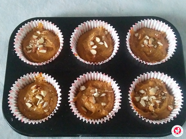 Dates muffins