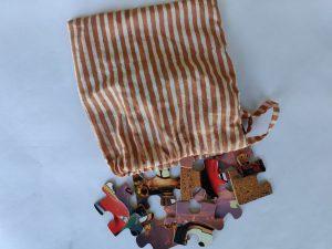 cloth pouches toy storage