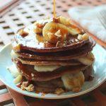 Banana Oats Pancake