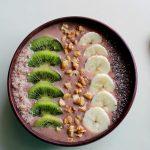 Choco Dates Smoothie Bowl