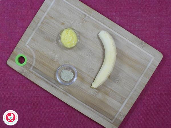How to make Kerala Banana Ghee Fry for Babies?