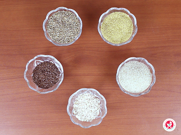 How to make Multimillet porridge for babies?