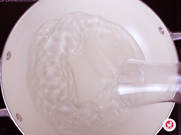 Multimillet porridge for babies