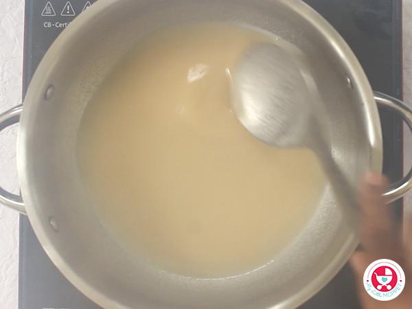 Rice Cereal Porridge Recipe