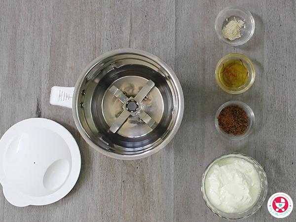 Kesar Lassi Recipe for kids and Adults