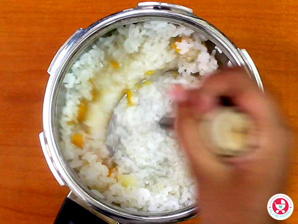 Carrot Potato Rice
