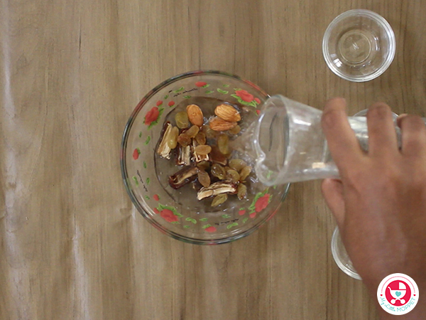 Dates Badam Poha Health Mix