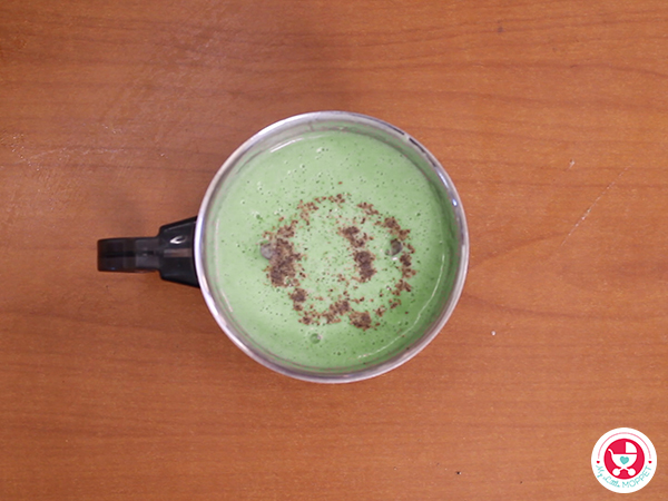 Broccoli Soup for babies